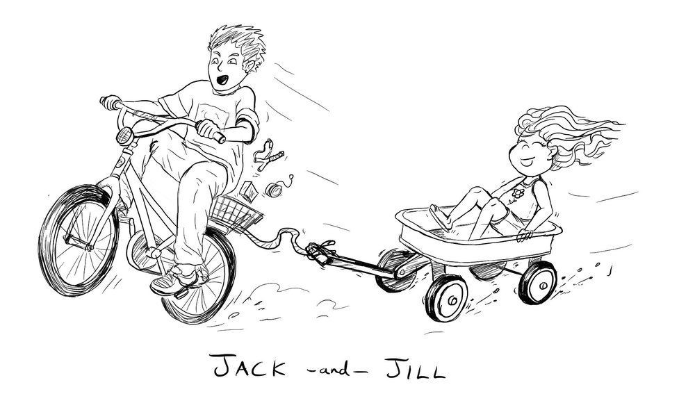 By a small margin, Jack & Jill came in the lead on votes