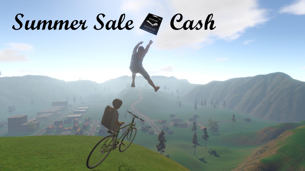 There's still time left to grab that Summer Sale cash!