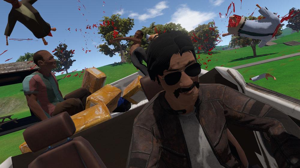 Pedro's selfie