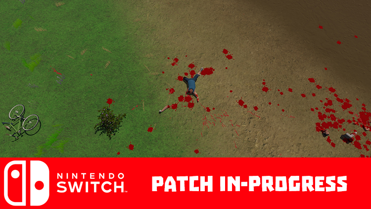 Switch Patch Guts and Glory