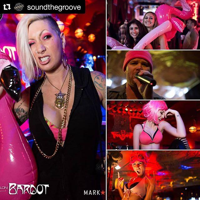 TONIGHT! We are pumped to play with @SoundTheGroove who is bringing their infamous breast cancer benefit, The PInk Robbon Riot to @thedelancey in New York! Wear your PINK and join us for an amazing night filled with incredible talent, pink flamingos, photography, and everything else we can throw in the mix! We'll be making a donation to American Cancer Society in light of tonight's event so be sure to show your support! #PinkRibbonRiot #BreastCancerAwareness #GrooveInternational #SoundTheGroove #SoundTheGrooveNY #NYMusicScene #NewYorkMusicScene #NYNightlife #NewYorkNightlife #PinkRibbon #BreastCancer #LiveMusic #SupportLocalMusic #TheDelancey #LES #LowerEastSide #ILoveNY