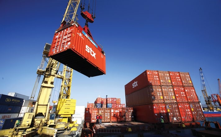 Shipping Containers STX Service Americas LLC