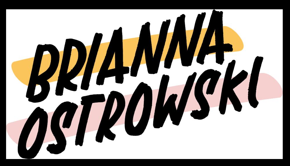 chewycom typography brianna ostrowski