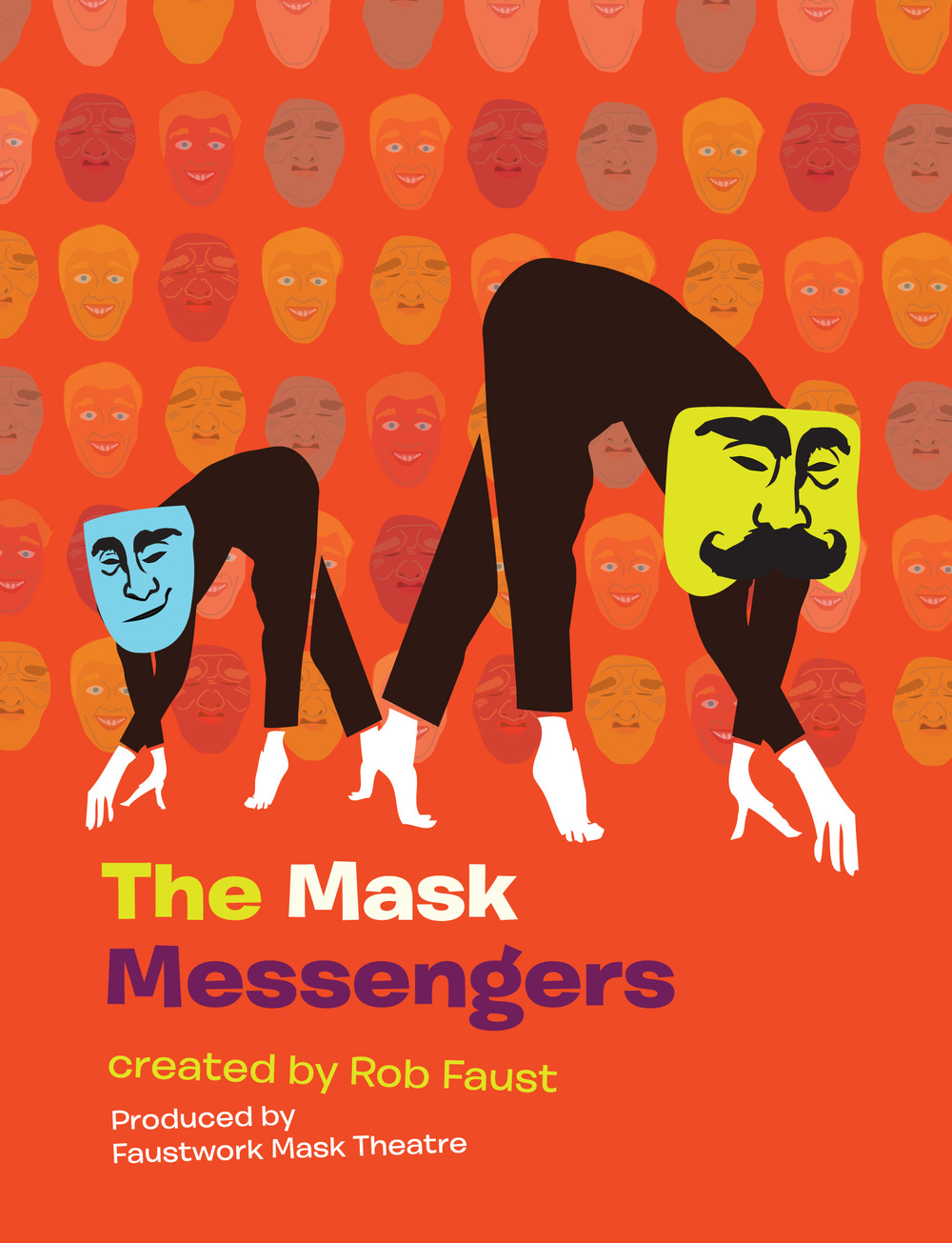 THE MASK MESSENGERS