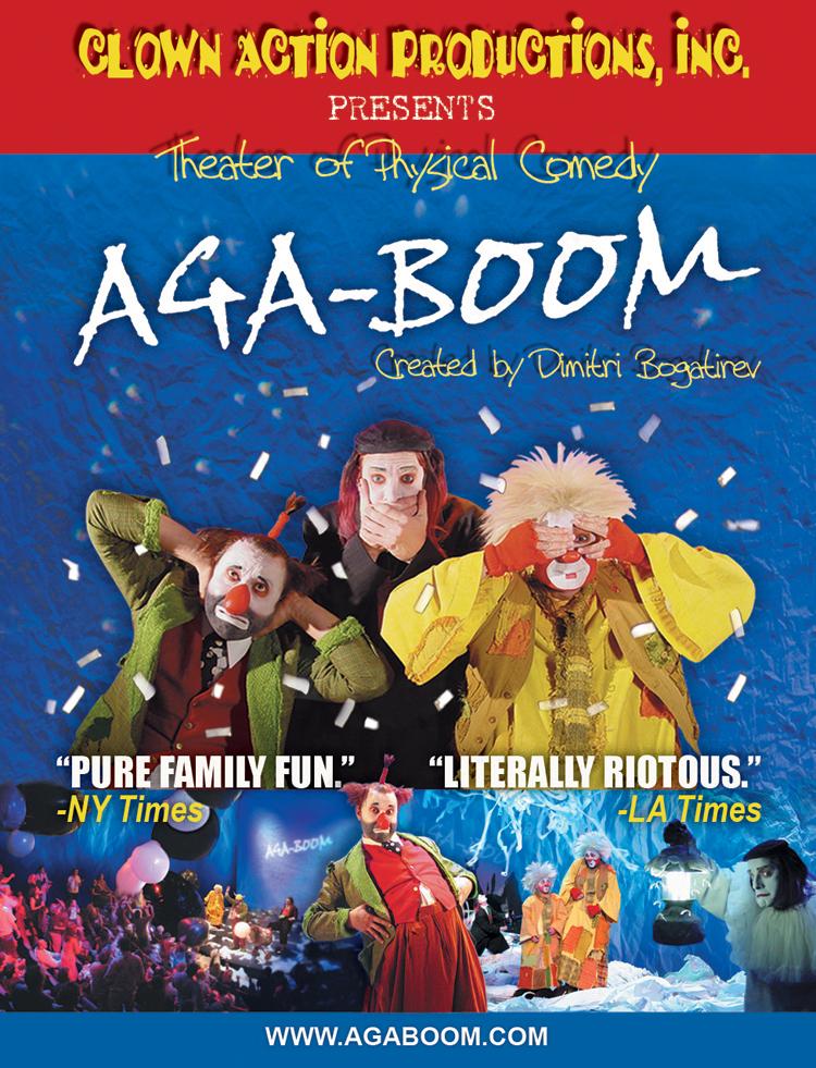 AGA-BOOM