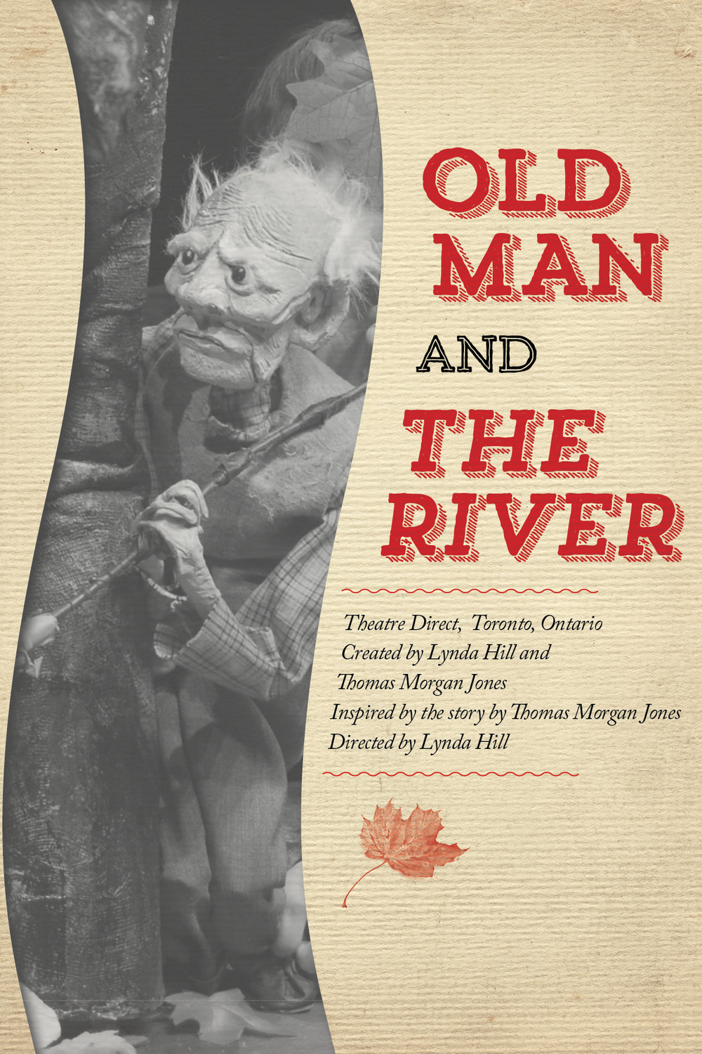 OLD MAN AND THE RIVER