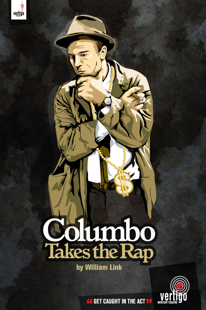 COLUMBO TAKES THE RAP