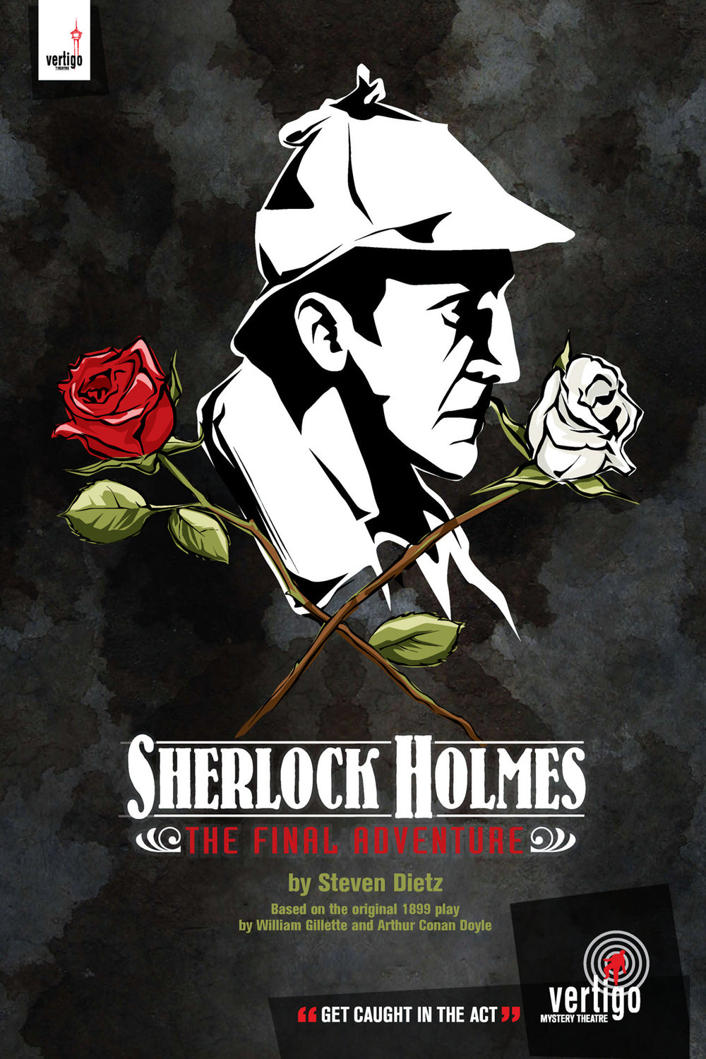 SHERLOCK HOLMES THE FINAL ADVENTURE