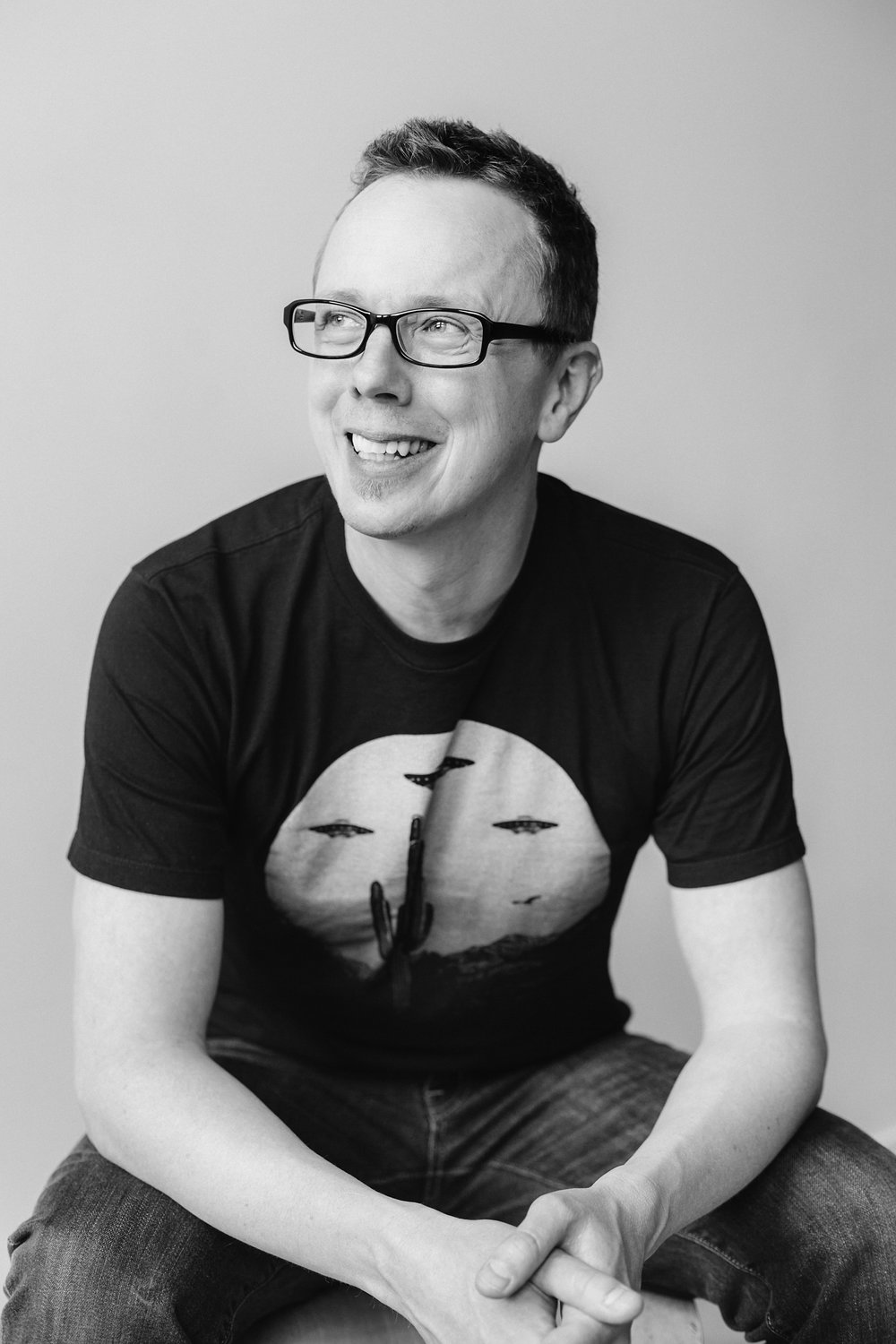Artistic Director Craig Hall. Diane + Mike Photography