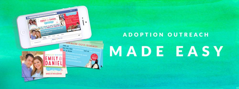 adoption outreach made easy