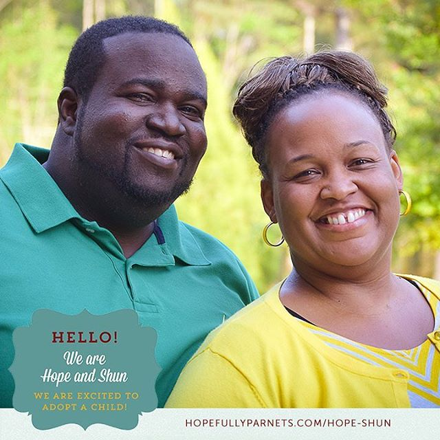 Meet our newest hopeful adoptive couple, Hope and Shun. This incredibly sweet couple absolutely cannot wait to become parents through adoption!  Get to know them here: https://www.hopefullyparents.com/hope-shun . . . . #hopefullyparents #adopted #adoptionrocks #adoptionislove #adoptionoutreach #theessentialguidetoadoptionoutreach