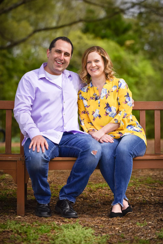South Carolina couple