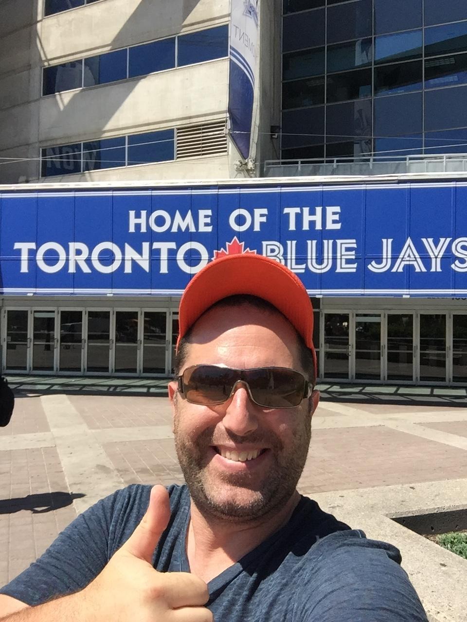 A trip to Toronto!