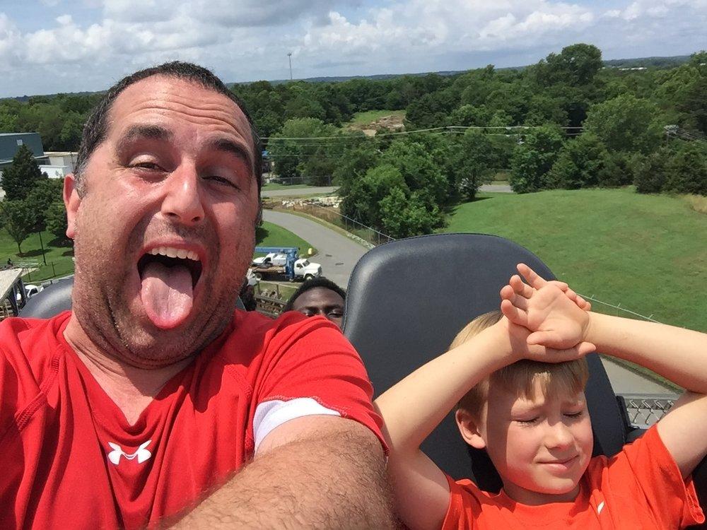 Rollercoaster fun