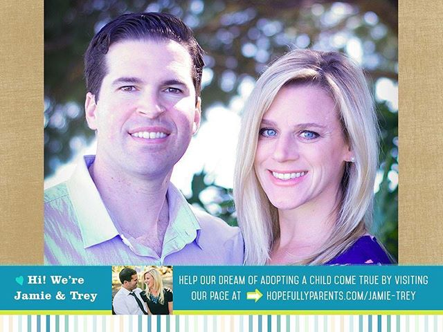 Meet Jamie and Trey- a great couple from California who can't wait to adopt! You can learn more about them here: https://www.hopefullyparents.com/jamie-trey/ • • • #hopefullyparents #adopted #adoptionrocks #adoptionislove #adoptionoutreach #theessentialguidetoadoptionoutreach