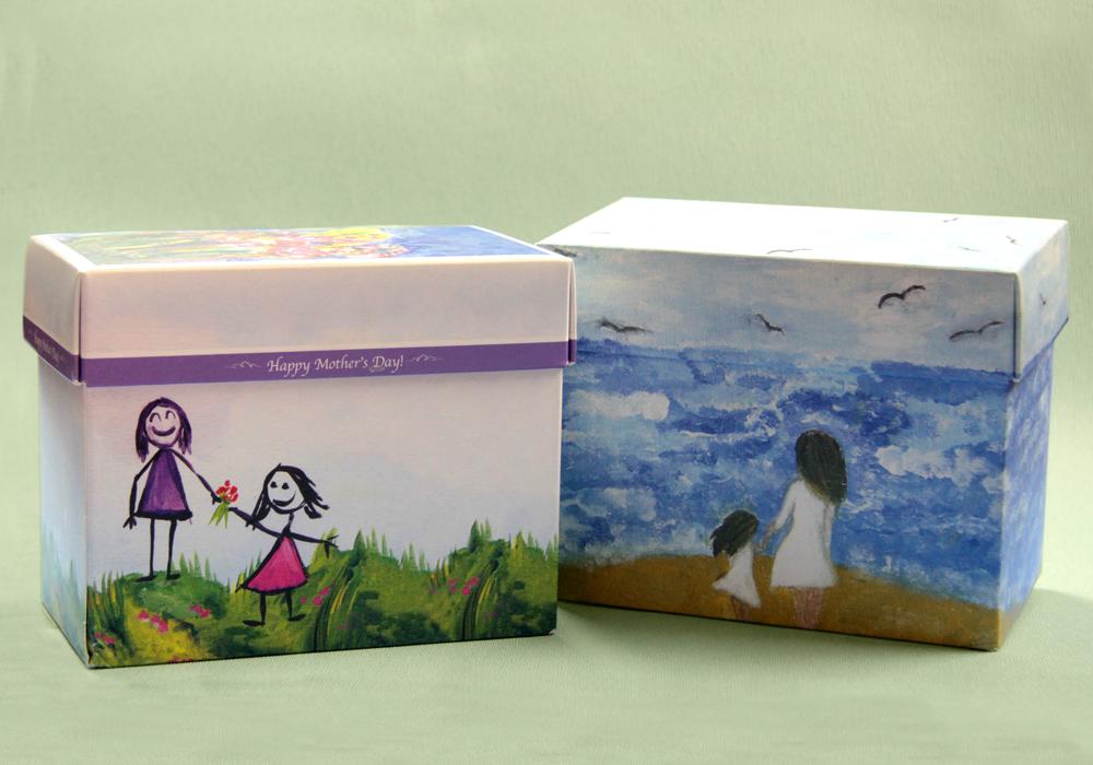 Pura Botanica Die-Line Packaging Design