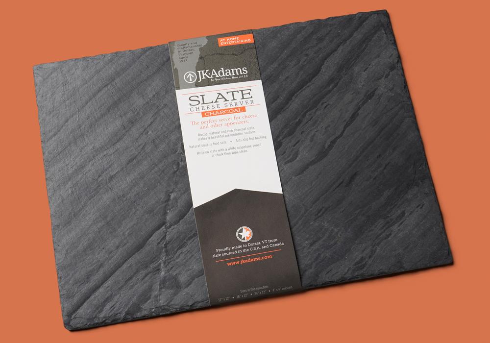 J.K. Adams Packaging Design