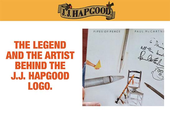 J.J. Hapgood Blogging