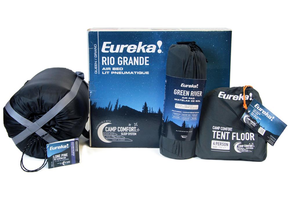 Eureka Packaging & Label Design