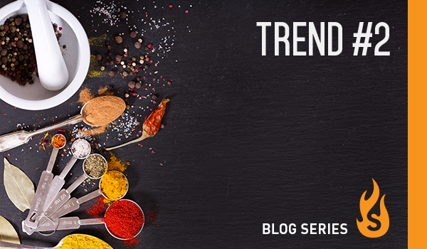 Top 5 Food Trends Staying on Your Plate 2 Old World Flavors Cater to a New Audience Header