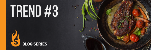 Top 5 Food Trends Staying on Your Plate: #3 Rising Pulse in the Protein Market