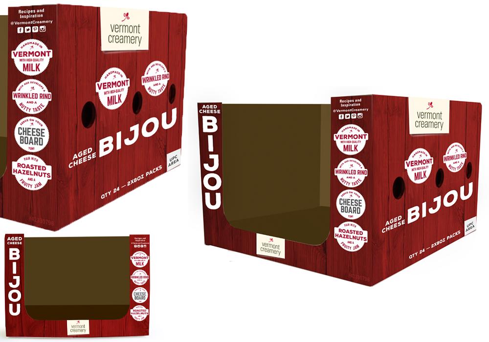 Vermont Creamery Bijou Box Design