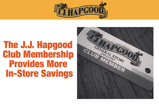 J.J. Hapgood Savings Blogging