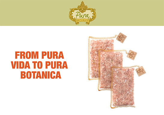 Pura Botanica Blogging