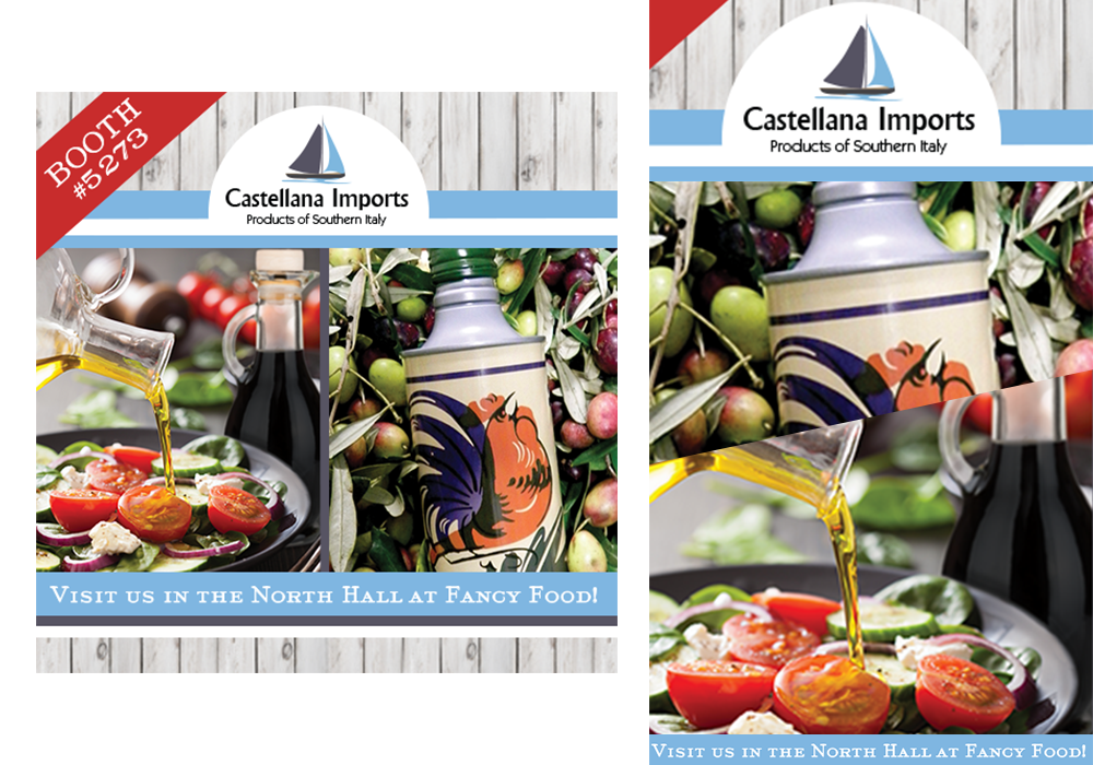 Castellana Imports Twitter Graphic
