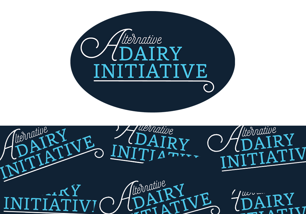 Bob White Systems Alternative Dairy Initiative Branding