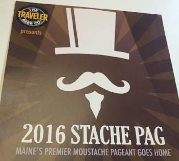 Portland Stache Pag