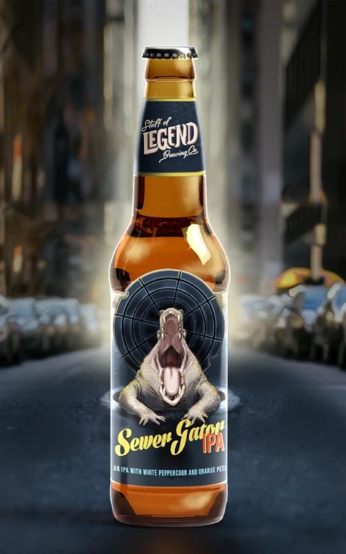 Beer packaging design beer branding