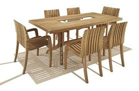 Patio Dining Set | $1,000