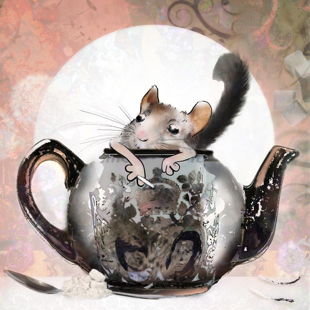 Harry Bunce - Teatime