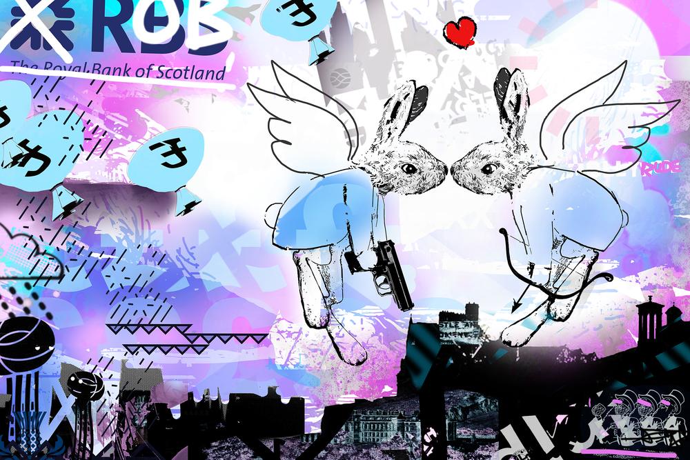Harry Bunce - Love is in the Air (Love is in Edinburgh)