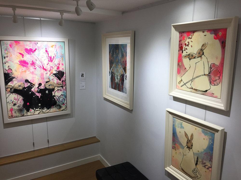 Harry Bunce - Gallery 21, Salisbury