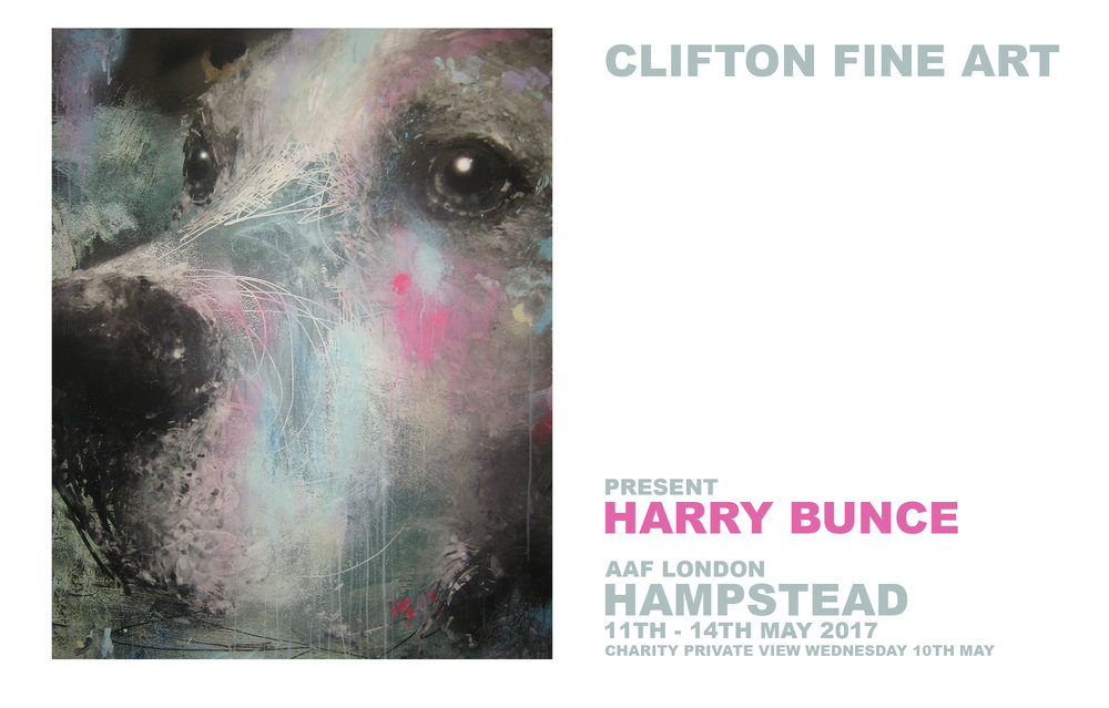 Harry Bunce - AAF Hampstead