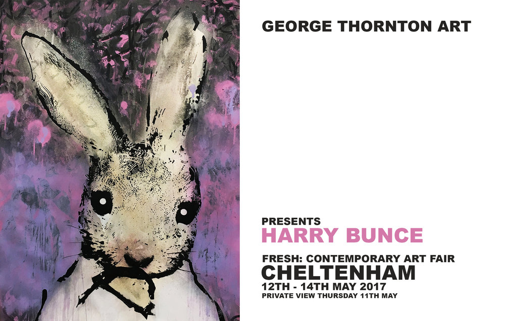Harry Bunce - Fresh: Contemporary Art Fair / Cheltenham