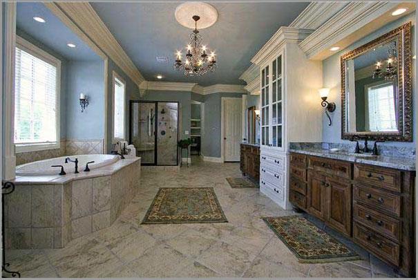 New Custom Home Designs - Bathroom 1