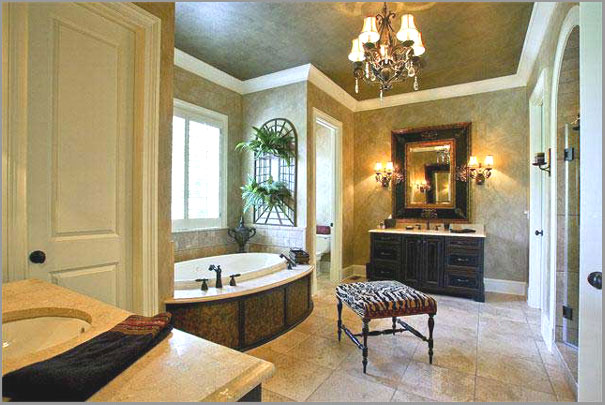 New Custom Home Designs - Bathroom 3