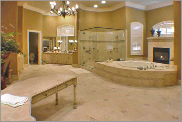 New Custom Home Design - Bathrooms 5