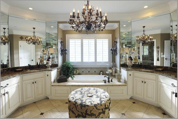 New Custom Home Design - Bathrooms 12