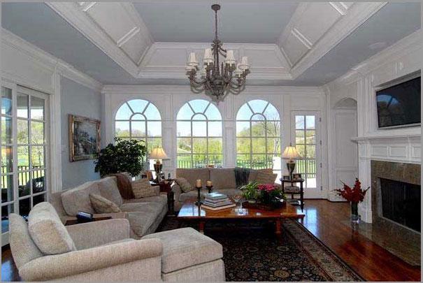 New Custom Home Design - Living Rooms 2