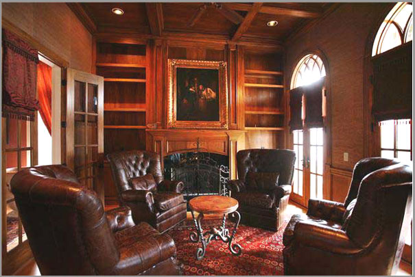 New Custom Home Design - Living Rooms 6
