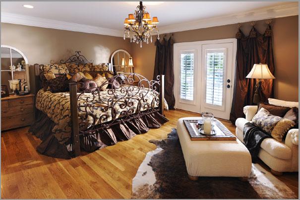 New Custom Home Design - Bedrooms 1