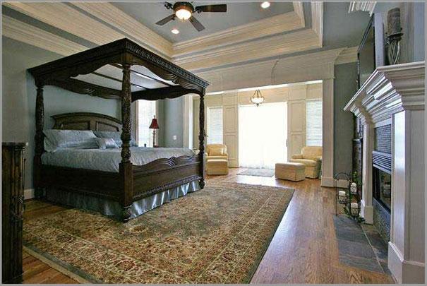 New Custom Home Design - Bedrooms 2