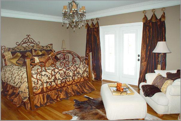 New Custom Home Design - Bedrooms 3