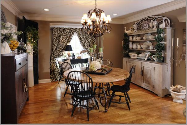 New Custom Home Design - Dinning Room 3