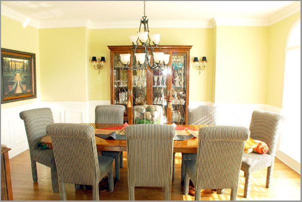 New Custom Home Design - Dinning Room 5