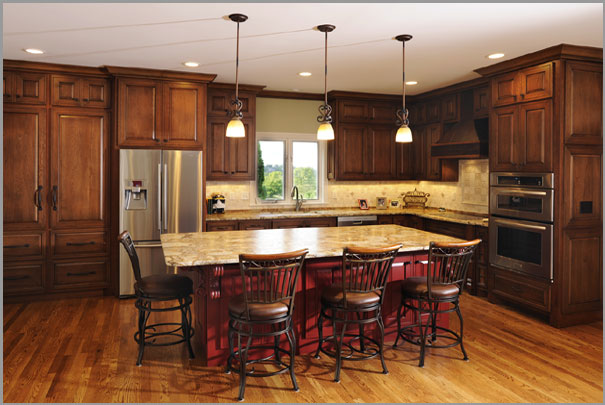 Wiesner Custom Homes designs and builds custom homes for Murfreesboro, Nashville, and Franklin Tennessee. View custom kitchens and remodels here in the Gallery.